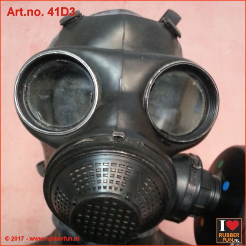 C3 gas mask