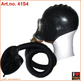 GP5 gas mask rebreather set 4