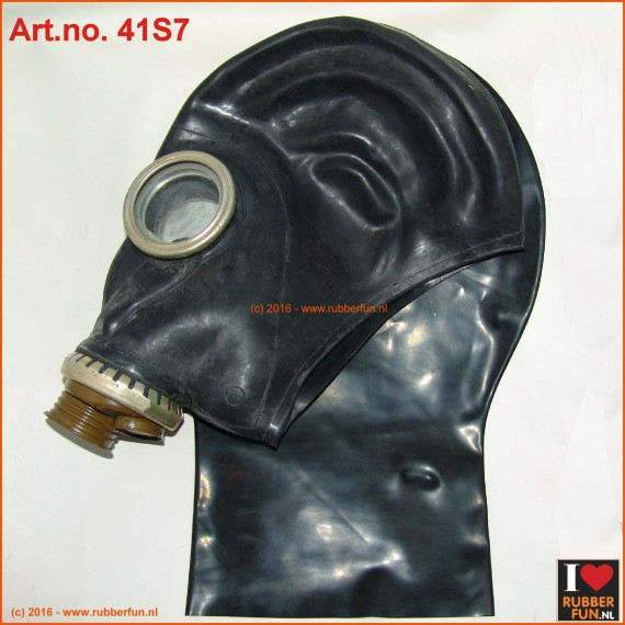 GP5 gas mask set 7