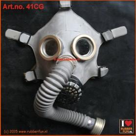 PDF-D gas mask - grey