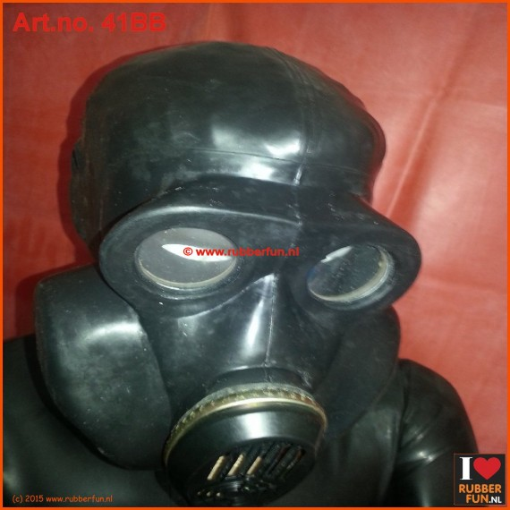 41BB - PBF gas mask