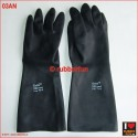 Rubber gloves - Ansell 87-950 - general purpose - chlorinated