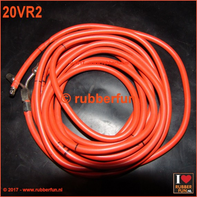 20VR2 - Enema tube - vintage - Rüsch - 315 cm - FG16