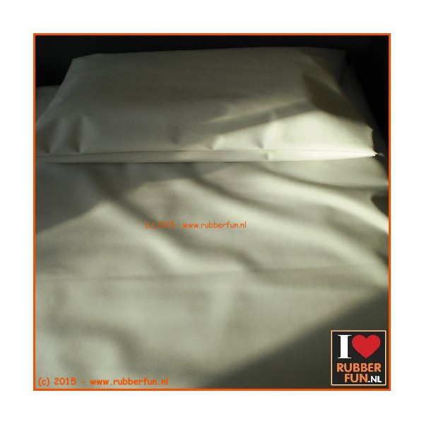 Rubber Bed Set 1   Bottom Sheet Plus Pillow Case ...