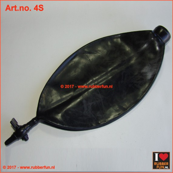 Rebreather bag for breathplay