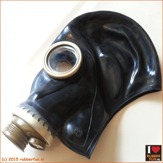 GP5 gas mask - black