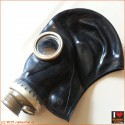 GP5 gas mask - black - XS-XL