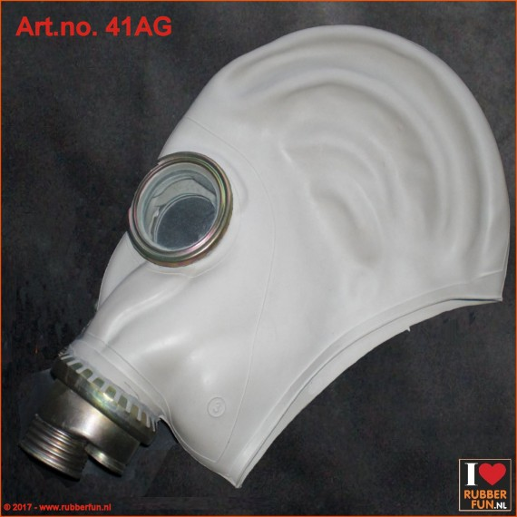 GP5 gas mask - grey