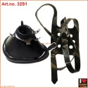 Anesthesia mask - set 1 (mask with binding straps)
