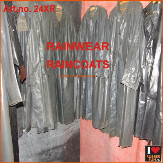 RAINCOATS SALE