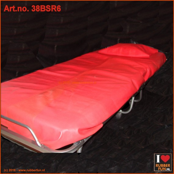 Rubber bed protector - natural rubber