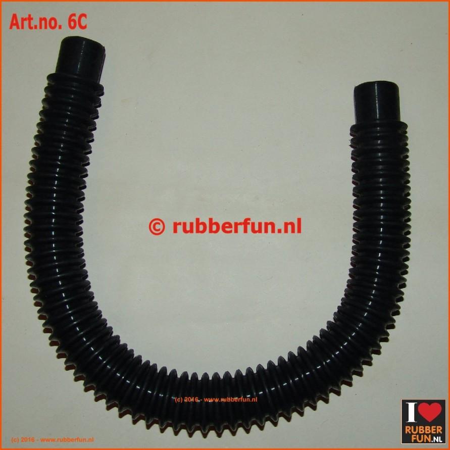 """06C - Corrugated hose - 45 cm (18"""")"""