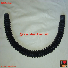 06GS2 - corrugated hose - 55 cm