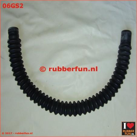 Corrugated hose - 55 cm
