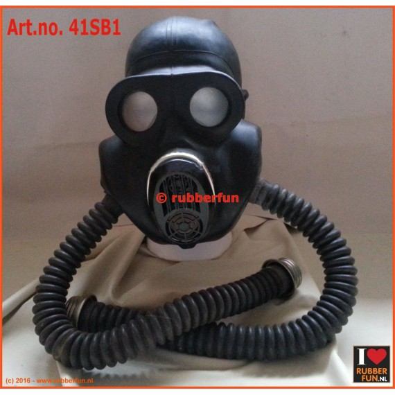 PBF gas mask set 1