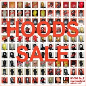 SALE - HOODS (one-offs)