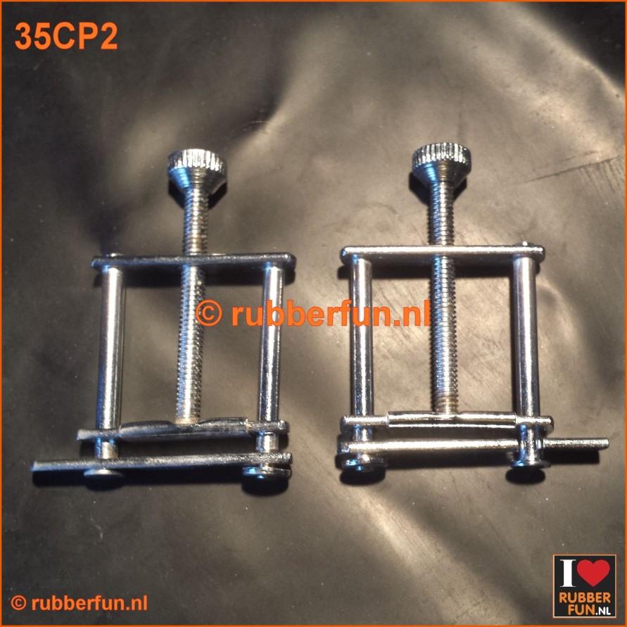 35CP2 - Hoffmann clamps