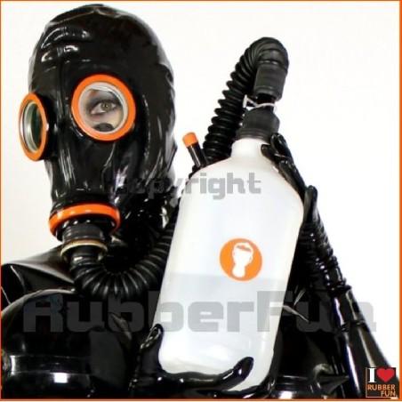 GP5 gas mask inhalator set