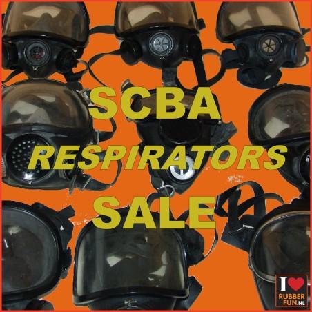 SALE - Respirator masks - Full visor masks