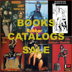 SALE - Fetish magazines - new, vintage, 2nd hand - SERIE 3