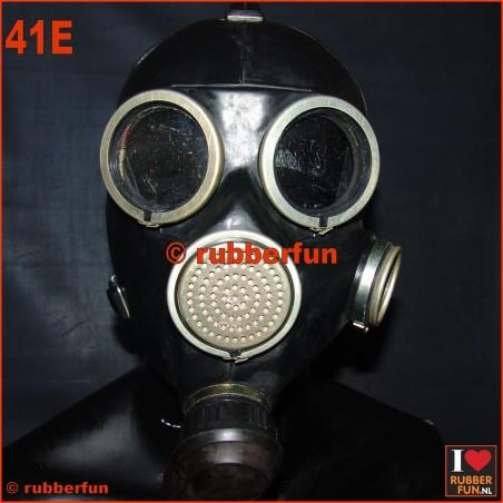 GP7 gas mask - black