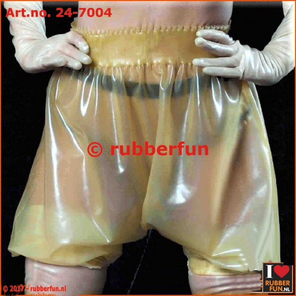 Latex bloomers