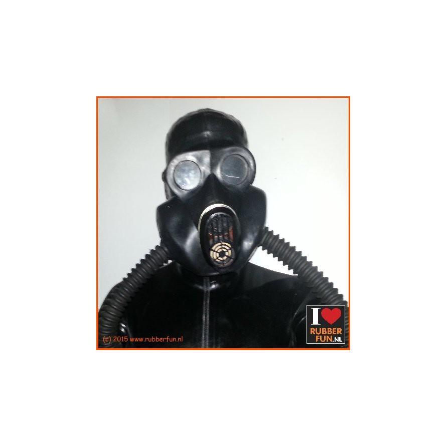 PBF gas mask set