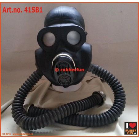 PBF gas mask rebreather set 1