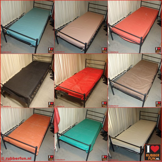 Rubber bed protector -38BS-DB