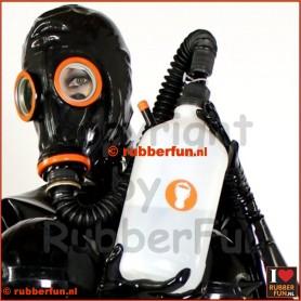 Inhalator bottle set - double mode