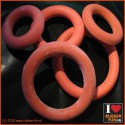 Rubber Ring - Pessarie - XS-XL - set of 5