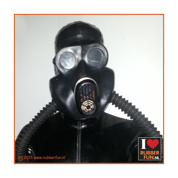 PBF gas mask set