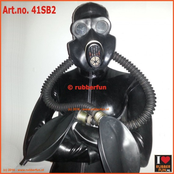 41SB2 - PBF gas mask set 2
