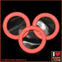 Rubber Ring - Pessarie - XS-XL - set of 3